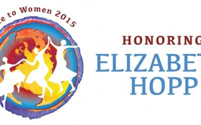 Elizabeth Hopp Chosen Honoree For Zonta's 2015 Tribute Dinner