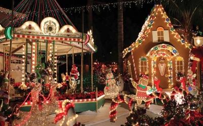 'Tis the Season for SCV's Holiday Lights