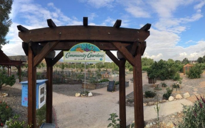 Community Gardens of Santa Clarita Celebrates Five Years