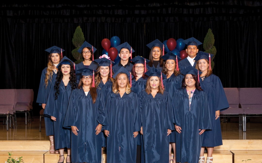 Golden Oak Adult School Graduates 28