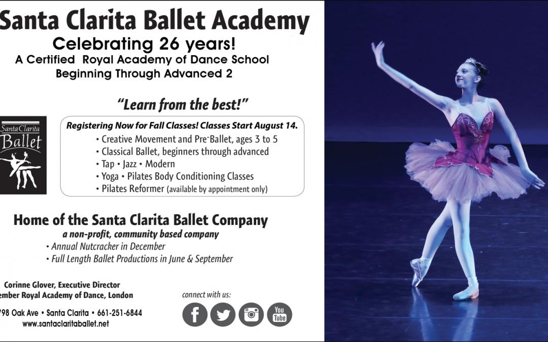 The Santa Clarita Ballet Academy