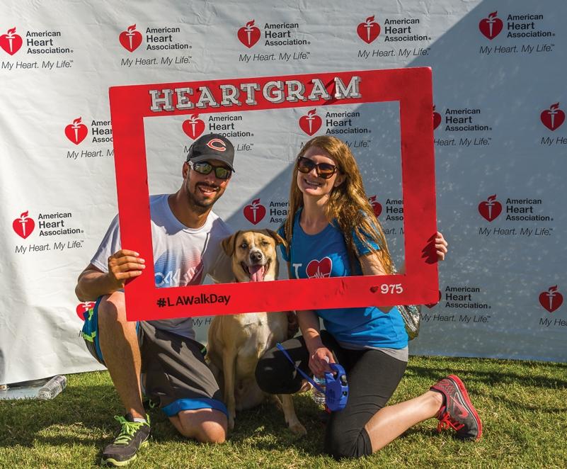 Get Healthy for Good at Santa Clarita Heart Walk November 4