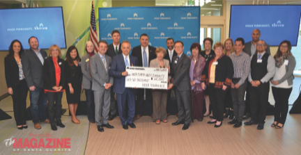 Kaiser Permanente Recognizes Eight SCV Nonprofit Organizations