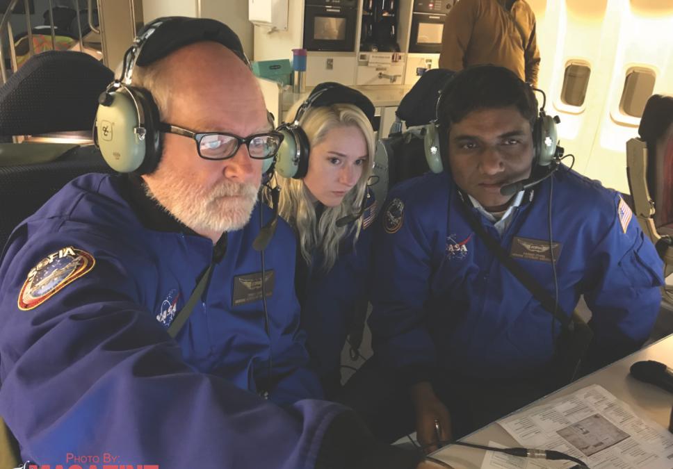 Teacher Spotlight: Hart District Teachers Fly on a NASA Mission