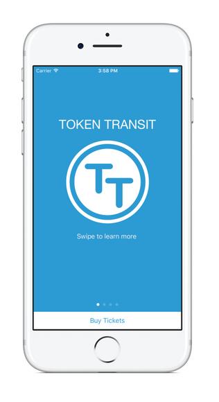 Santa Clarita Transit Unveils New Token Transit App
