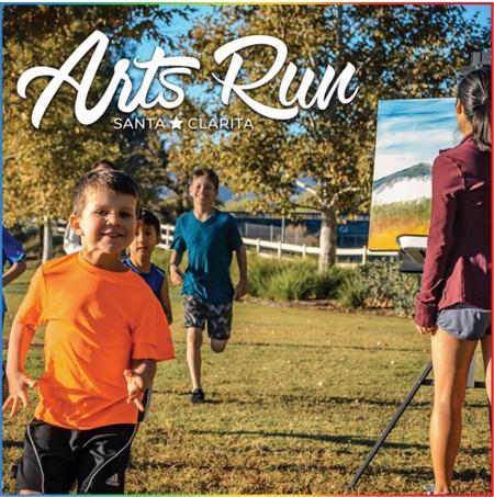Announcing Arts Run Santa Clarita