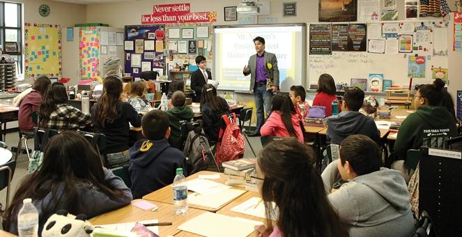Teacher Spotlight – Ken Newton and His Passion Project Program