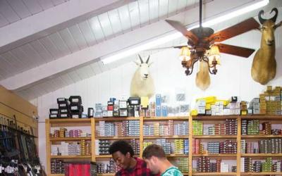 Oak Tree Gun Club Pro Shops