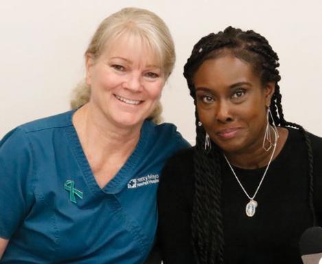 Santa Clarita Mother Receives Kidney Donation