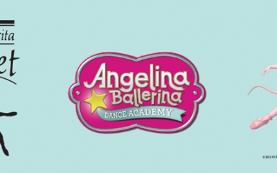 Santa Clarita Ballet Academy Now Offering Official Angelina Ballerina®, Dance Academy Program