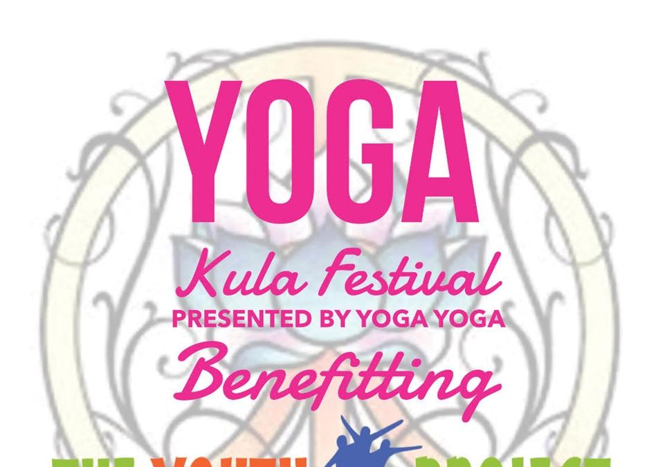 FREE Yoga Kula Festival Kula = Community